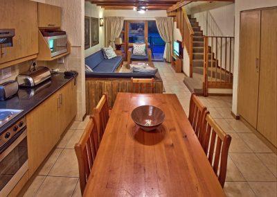 235B Kitchen to lounge view 1